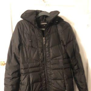 3/4 puffer jacket